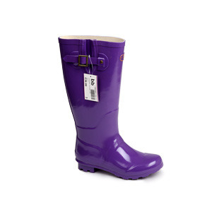 골디가 톨 웰리20 퍼플(GOLDDIGGA TALL WELLY 20 PURPLE)